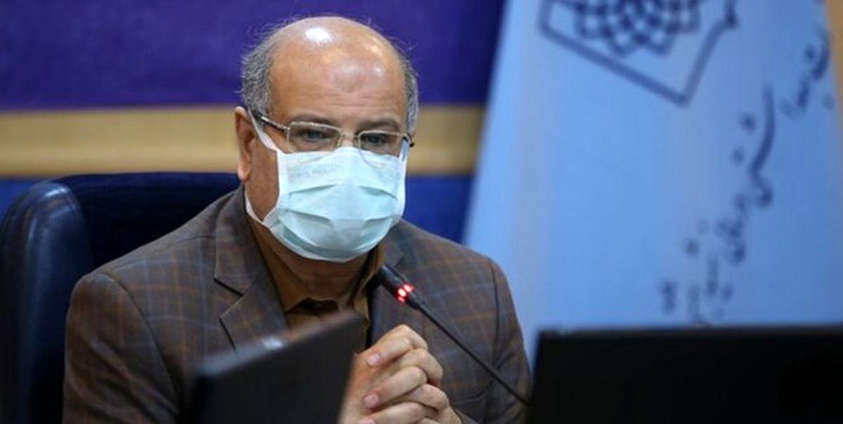 رشد ۱۲درصدی بیماران کرونایی بستری در استان تهران
