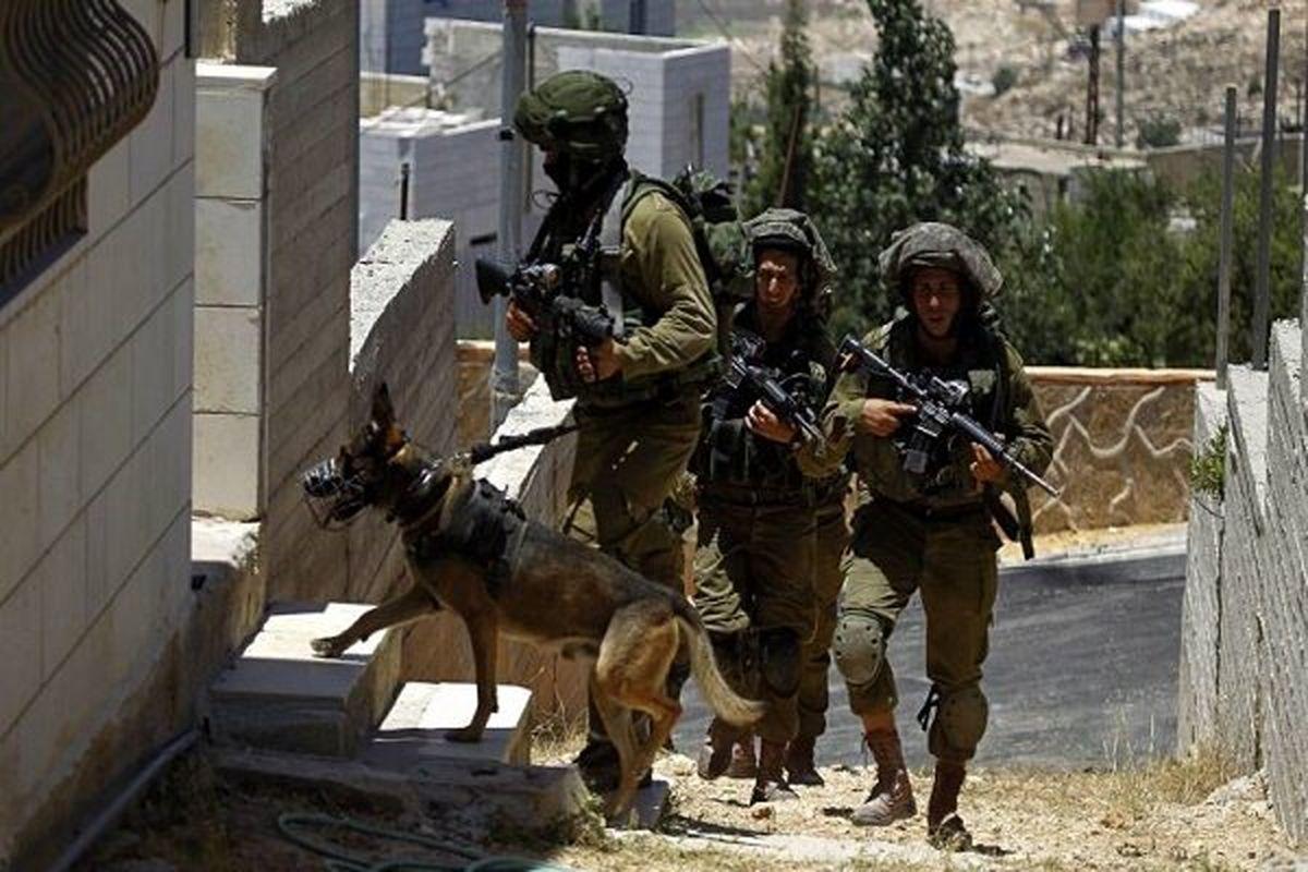 یورش صهیونیستها به کرانه باختری