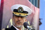 دریادار سیاری: حضور مستمر در آبهای آزاد برای نیروی دریایی اهمیتی  استراتژیک دارد