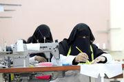 زنان عربستان حق رانندگی ندارند اما کار میکنند