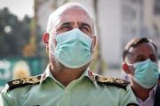 دستبند پلیس بر دستان ۱۶۰ نفر از اراذل و مزاحمین نوامیس
