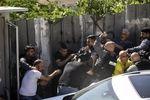 زخمی شدن 4 فلسطینی به ضرب گلوله نظامیان اسرائیلی