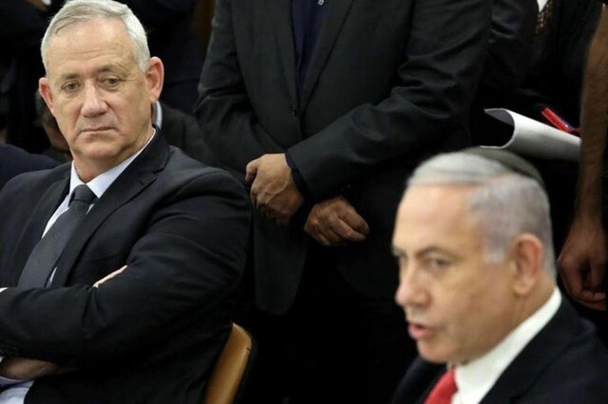 گانتس: نتانیاهو را نمیبخشم