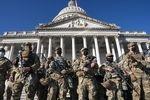 پایتخت آمریکا در قُرُق نظامیان «گارد ملی» تا فروردین ۱۴۰۰