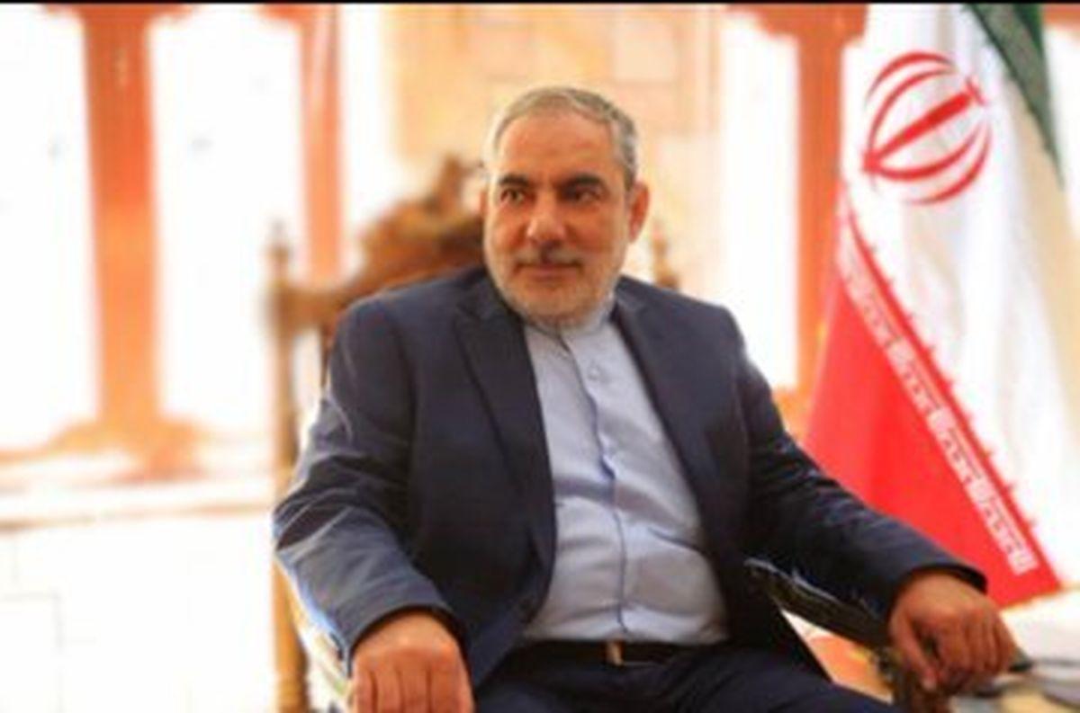 سفیر ایران در یمن: به سخنان مقامات آمریکایی بدبینم