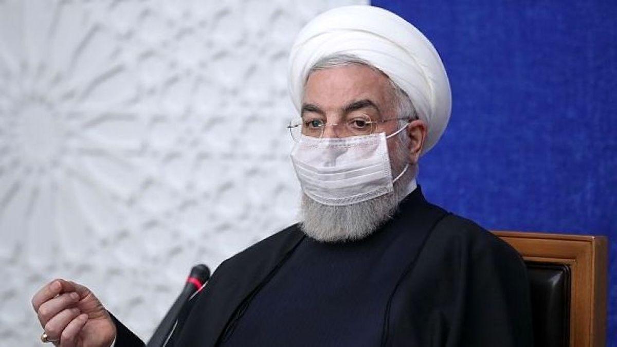 روحانی: دولت تا روز آخر، حراست از معیشت مردم را وظیفه خود میداند