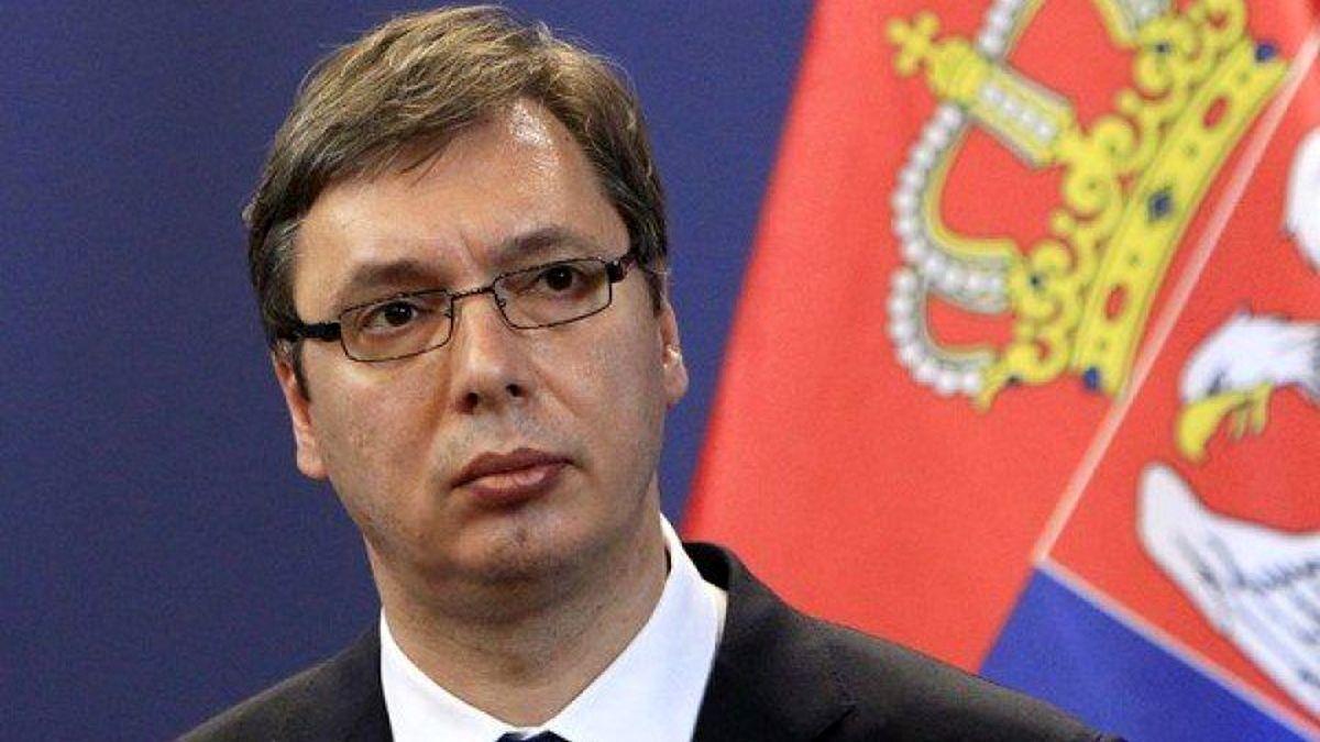 سوءقصد نافرجام به جان رئیسجمهور صربستان