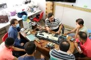 معرفی شغل تعمیرات برد الکترونیکی