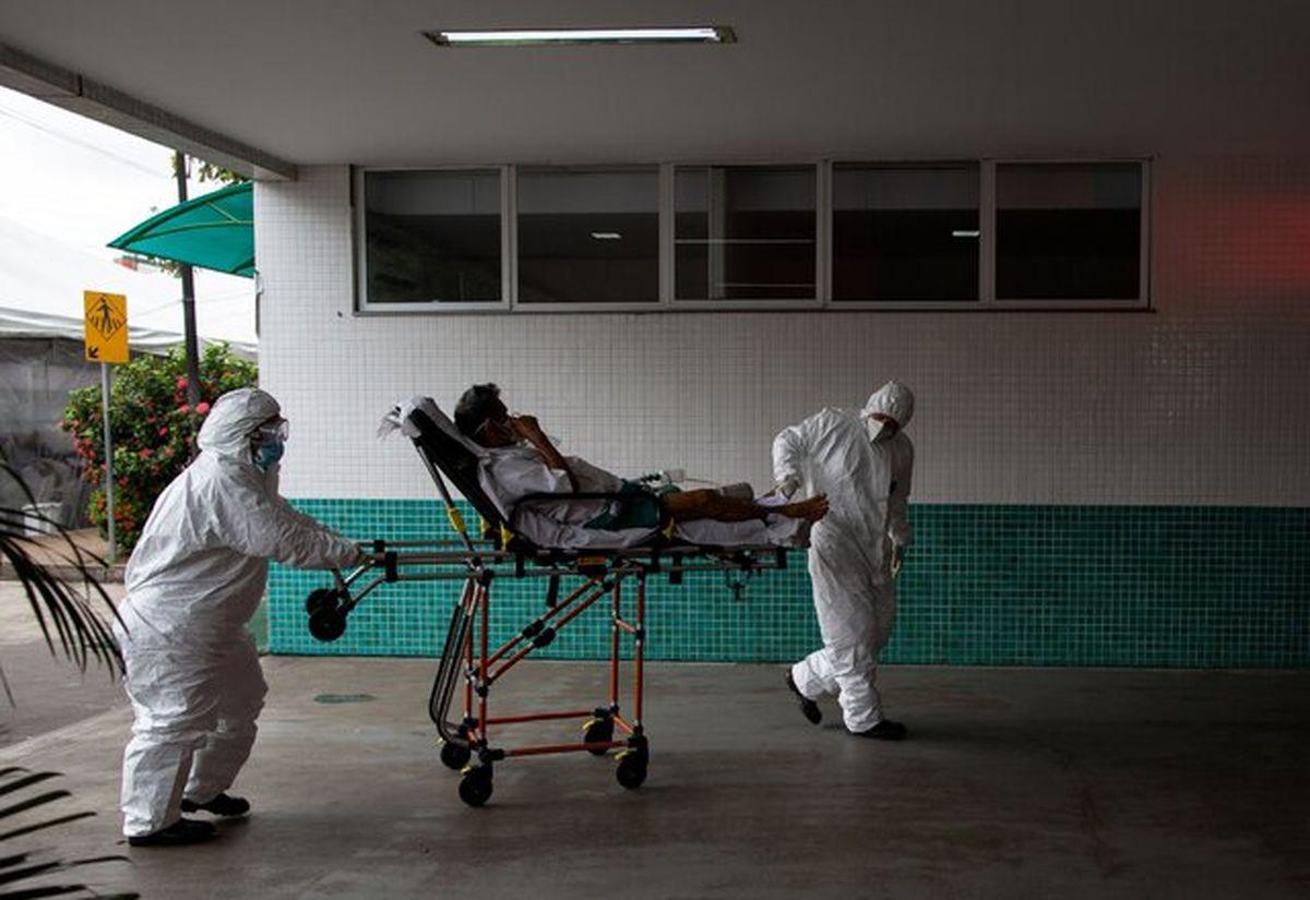 هشدار (WHO) به وقوع موج فاجعه باری از شیوع کرونا در برزیل