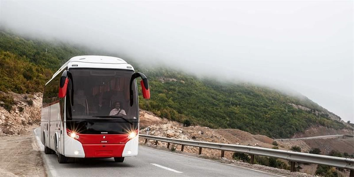 ساده ترین روش خرید بلیط اتوبوس ارزان
