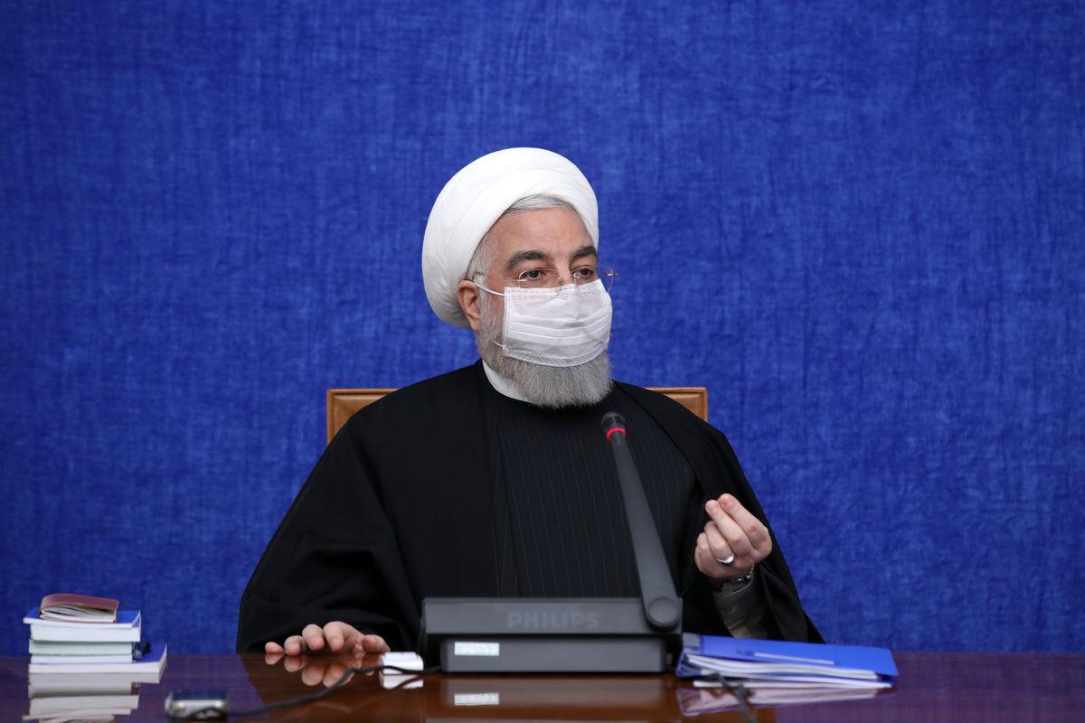درخواست روحانی از شورای نگهبان