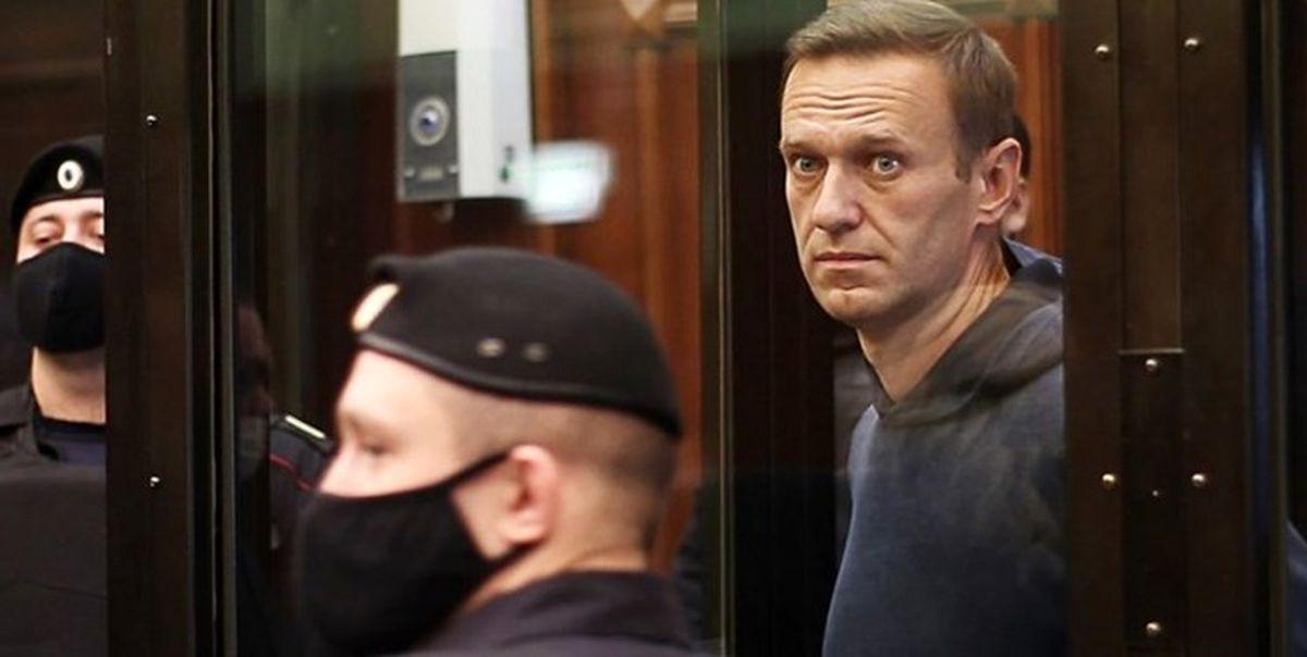 آمریکا به بهانه بازداشت ناوالنی، روسیه را تحریم میکند