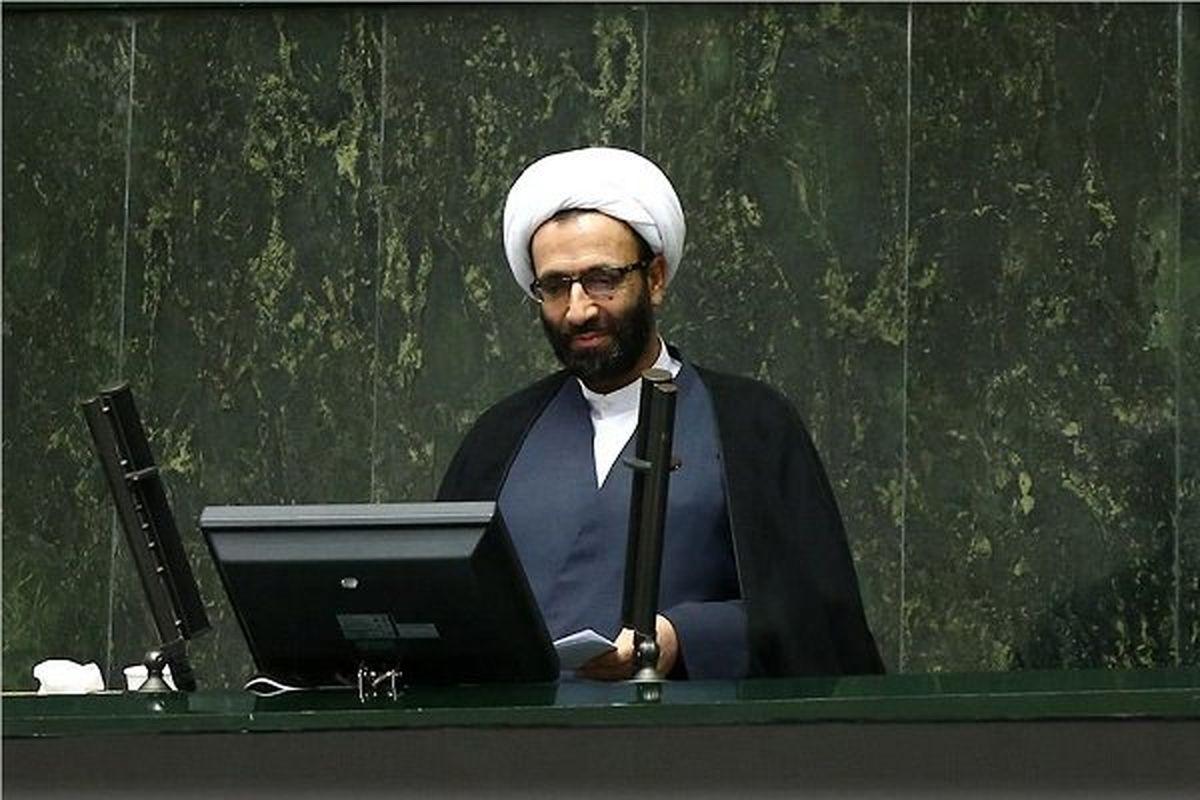 مجلس جای بیان شعارهای سیاسی دولتمردان نیست