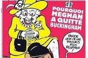 انتشار کاریکاتوری ضد ملکه انگلیس و مقایسه او با قاتل جورج فلوید
