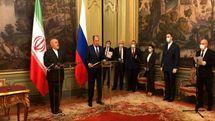 هشدار ظریف به آمریکا برای مزاحمت در رابطه با روسیه