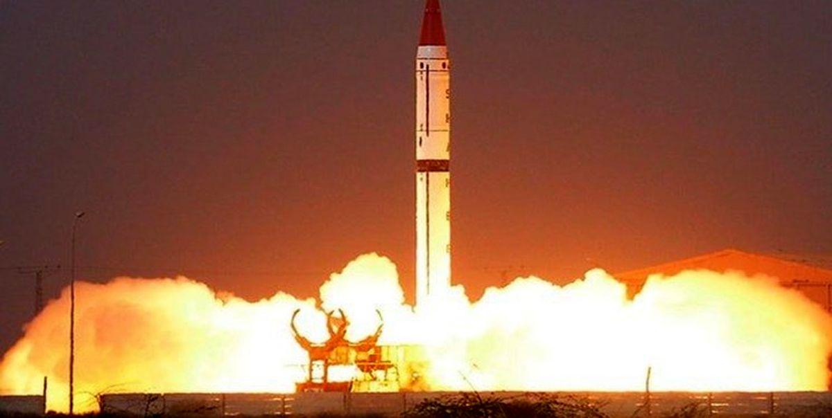 آمریکا یک موشک قارهپیمای جدید آزمایش کرد