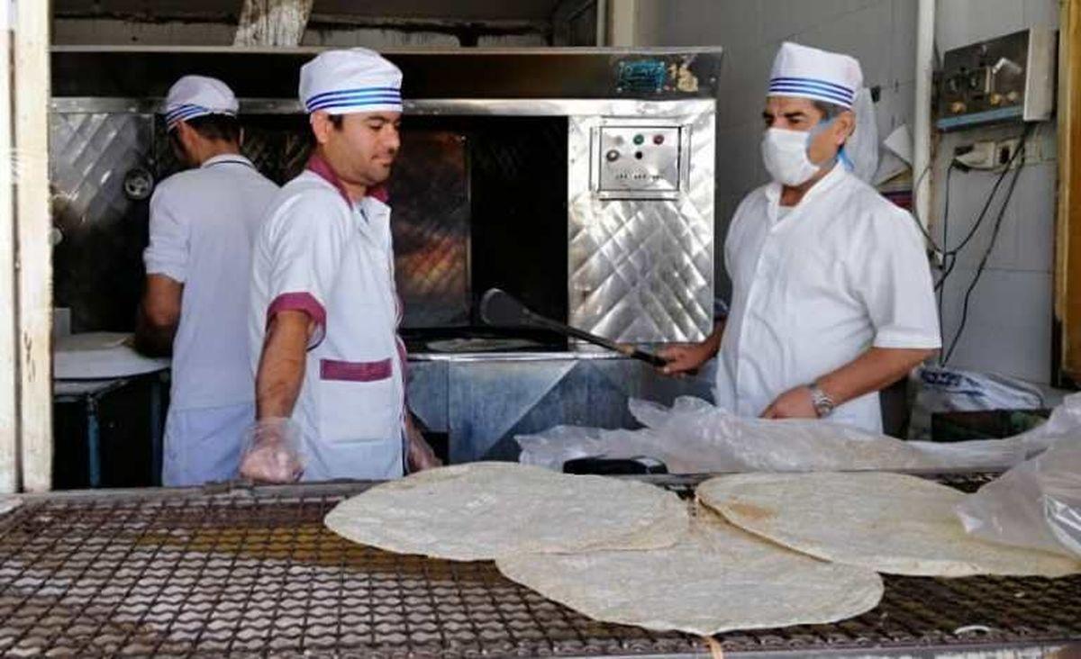 بیشترین اخطارهای بهداشتی برای نانوایی ها