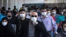 هشدار وزارت بهداشت درخصوص افزایش فوتیها به بالای 600 نفر