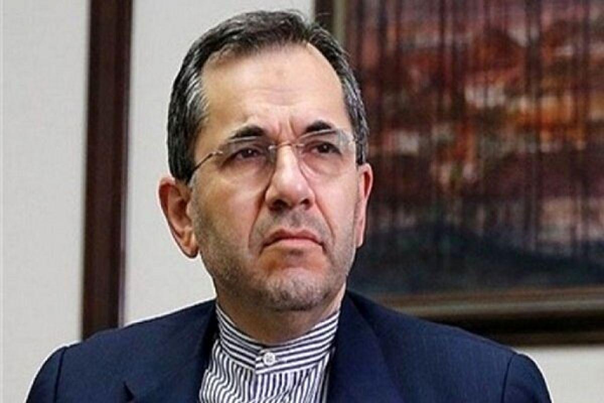 تحریمهای غیرقانونی و غیر انسانی امریکا علیه ایران باید لغو شوند
