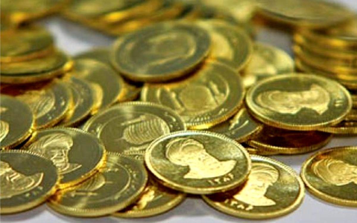 سکه ارزان شد؟