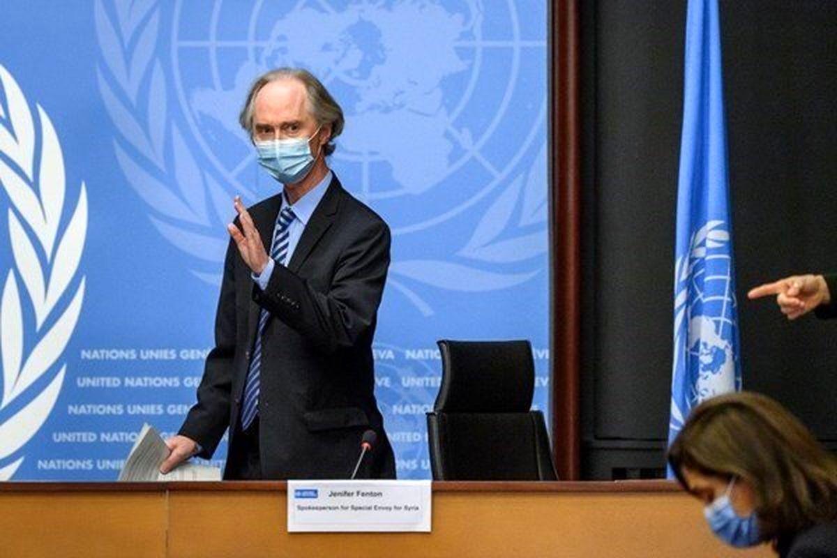 پایان بی نتیجه دور پنجم مذاکرات قانون اساسی سوریه در ژنو