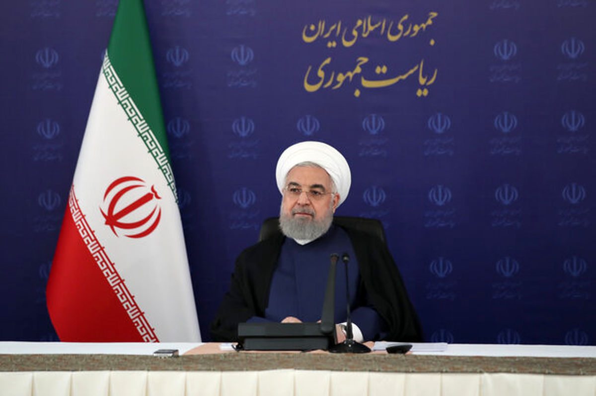 روحانی: آمریکا ناچار به رفع تحریم است